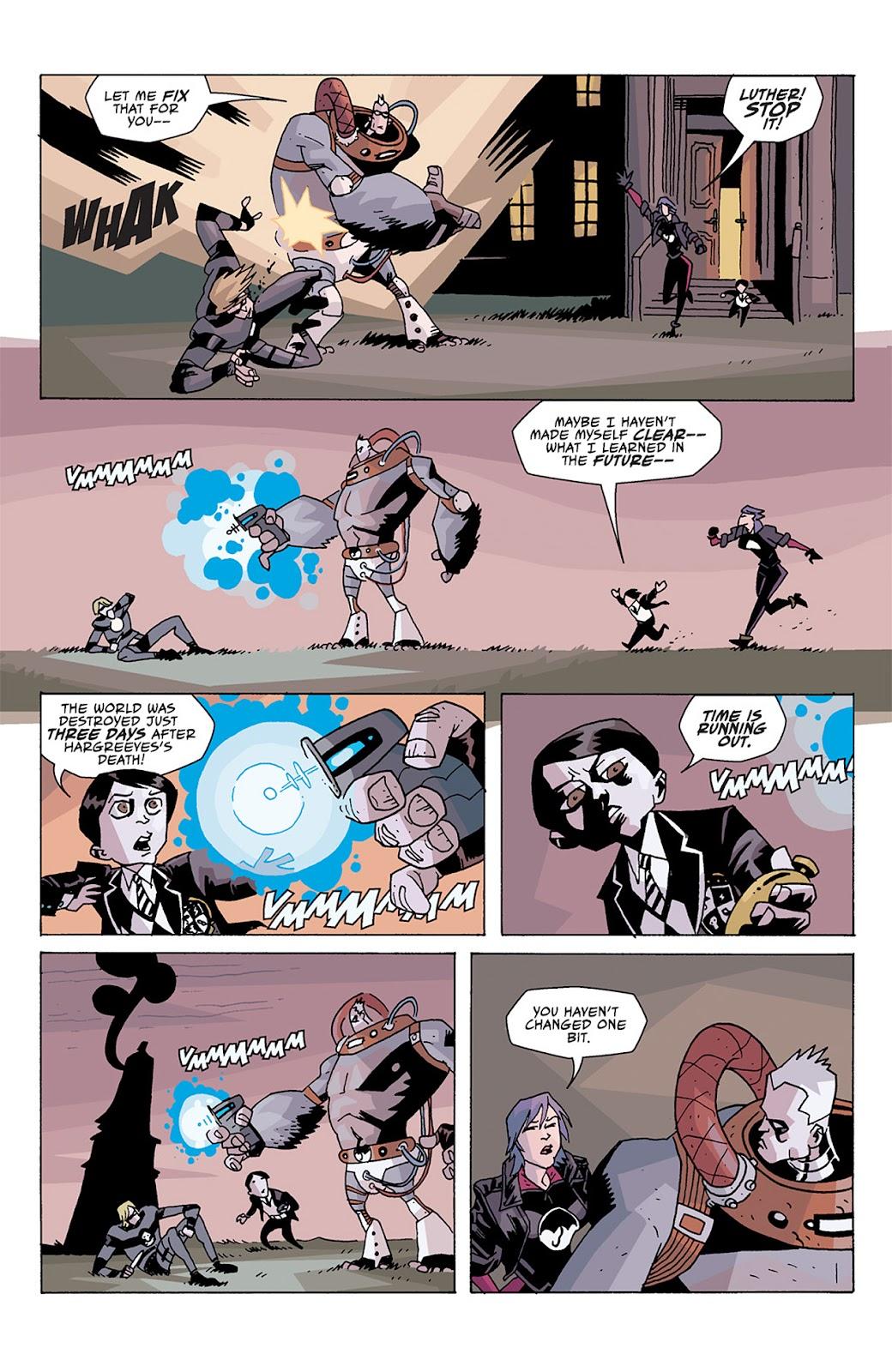 The Umbrella Academy: Apocalypse Suite issue 2 - Page 20