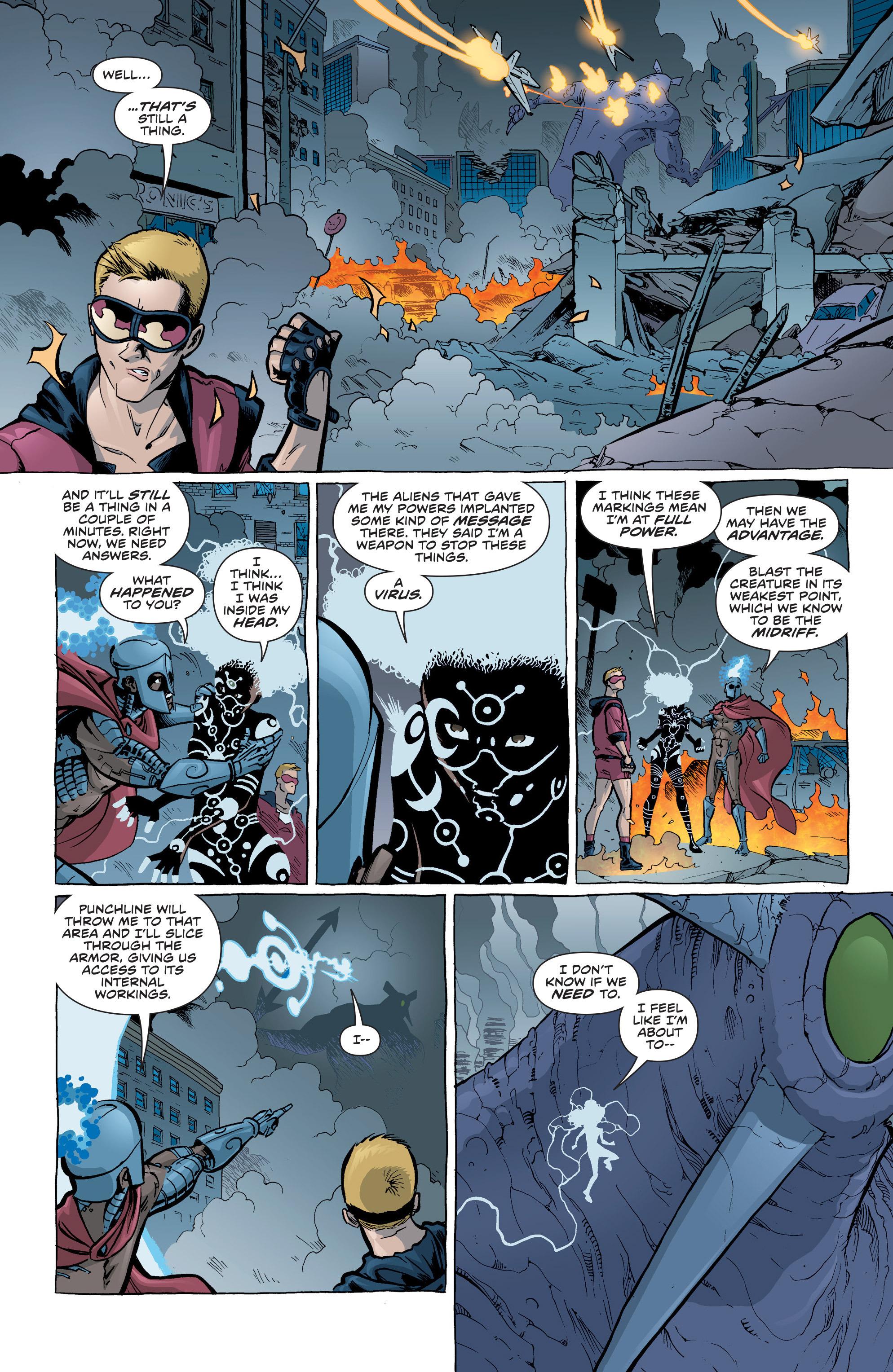 Read online Secret Identities comic -  Issue #7 - 21