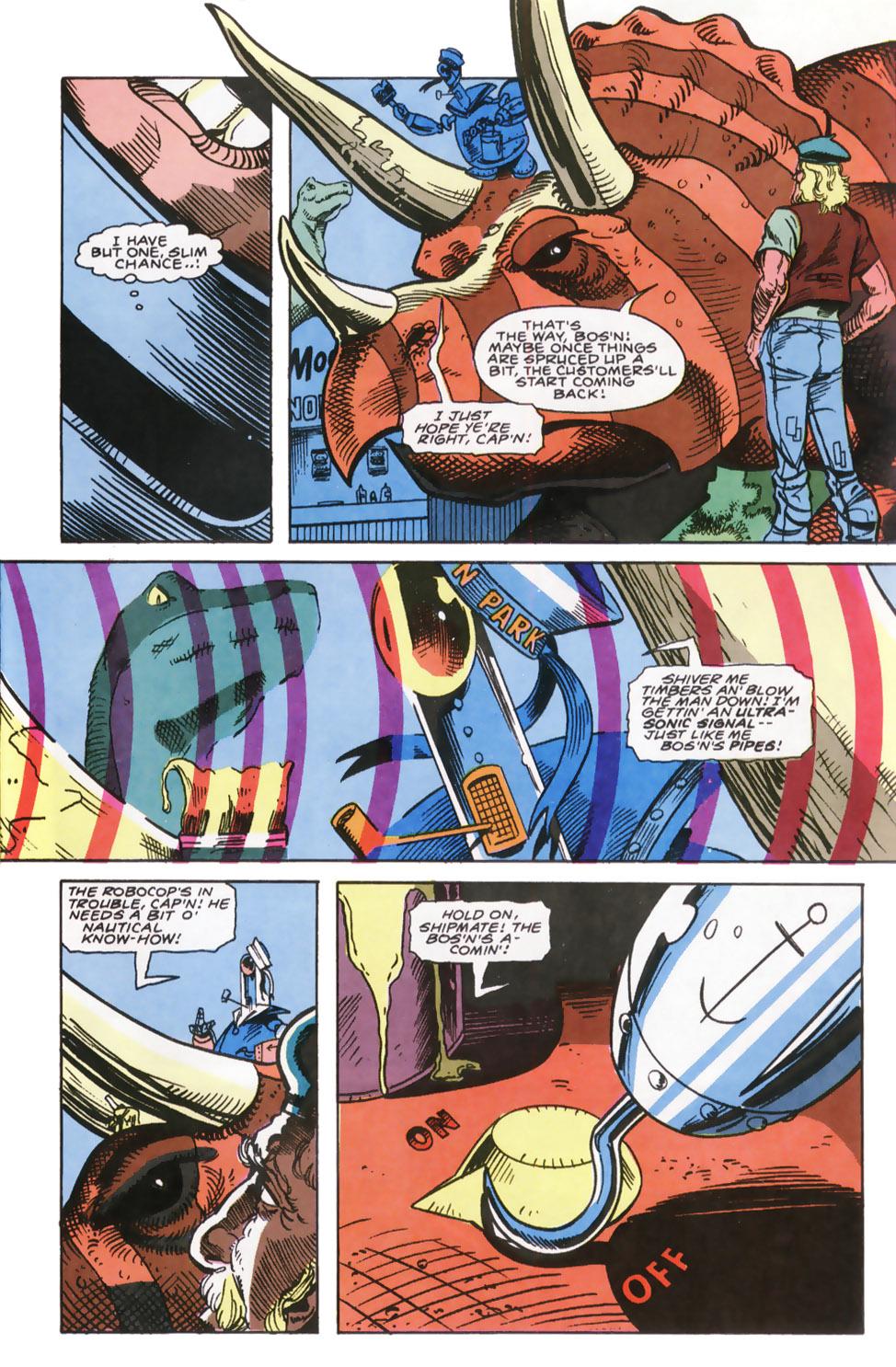 Read online Robocop (1990) comic -  Issue #7 - 20