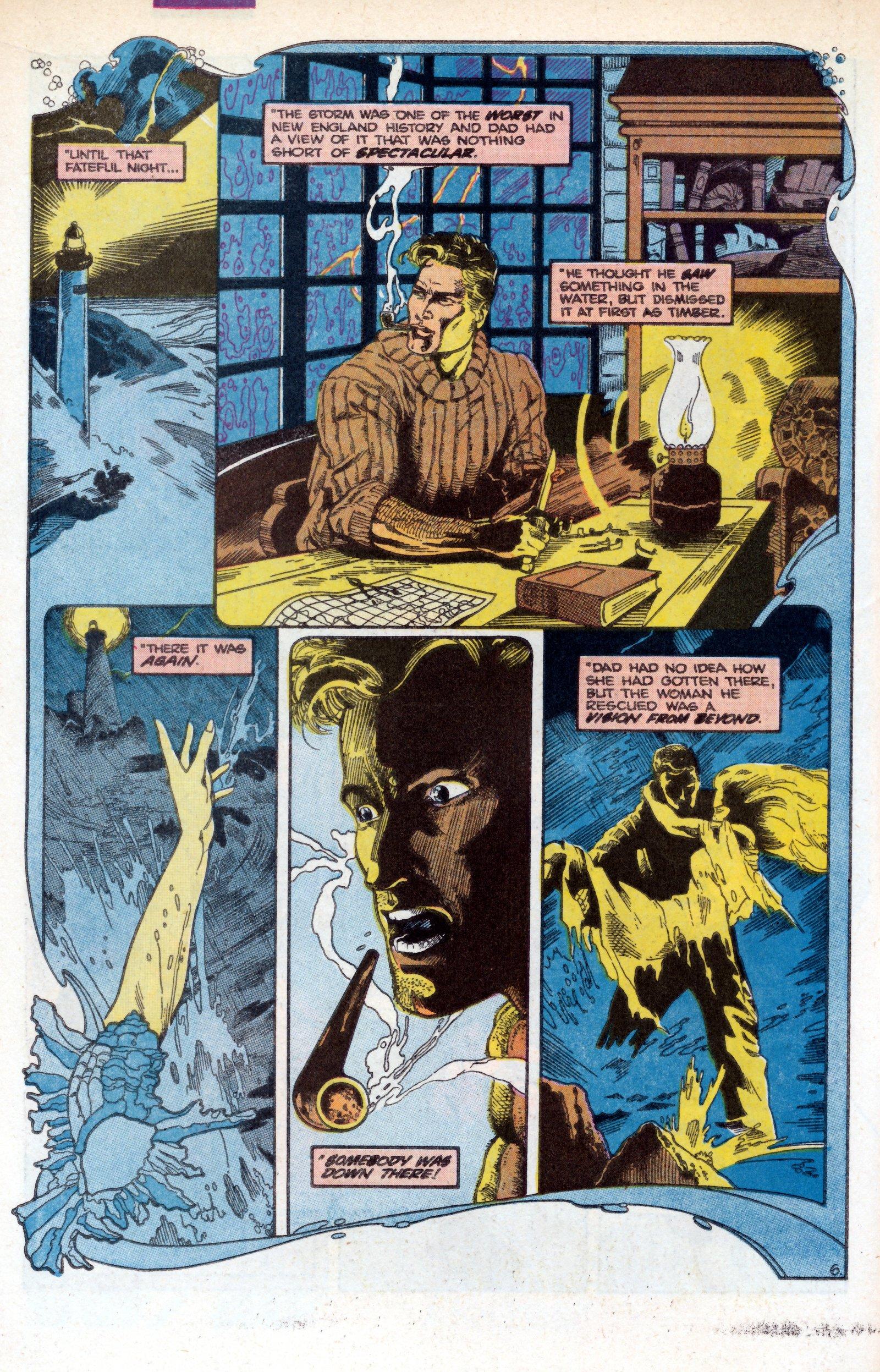 Read online Aquaman (1986) comic -  Issue #3 - 10