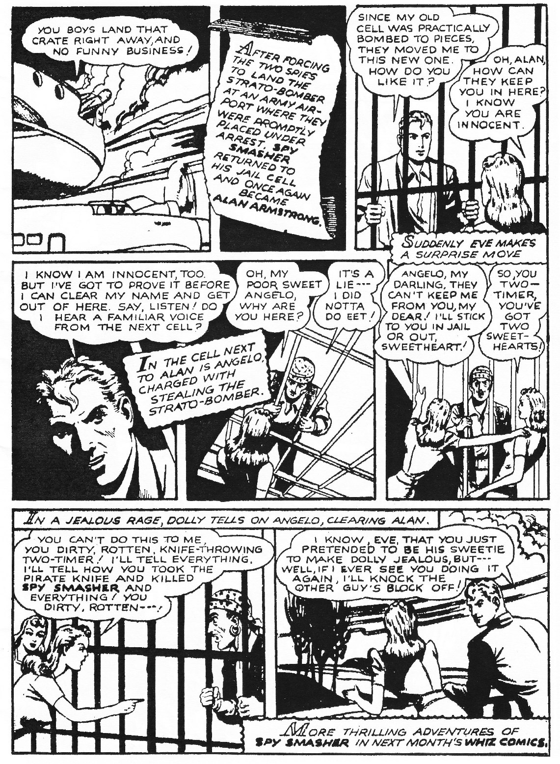 Read online Men of Mystery Comics comic -  Issue #77 - 25