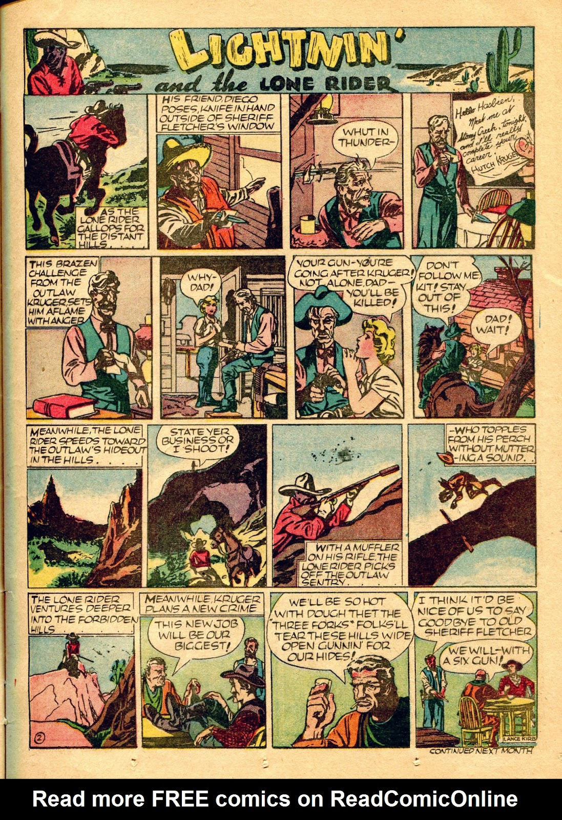 Read online Famous Funnies comic -  Issue #62 - 24