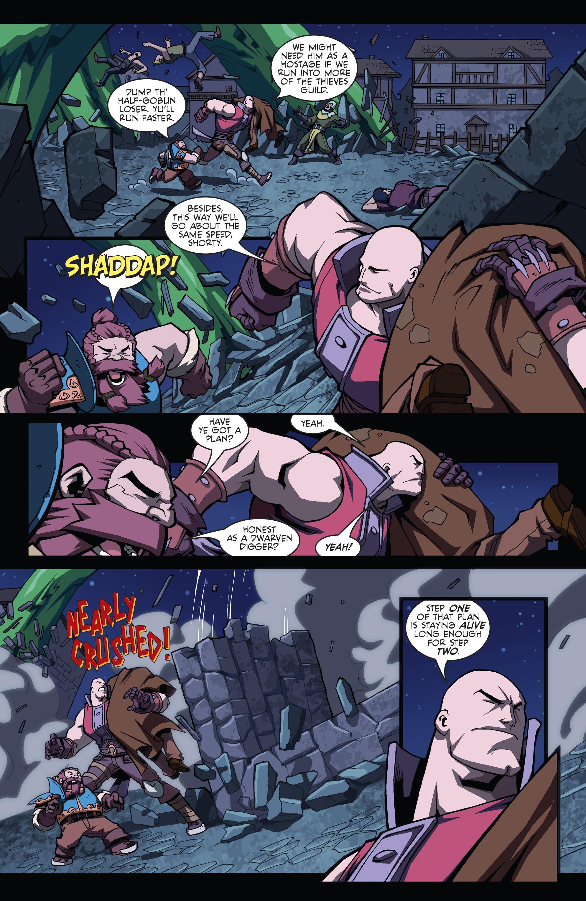 Read online Skullkickers comic -  Issue #11 - 9