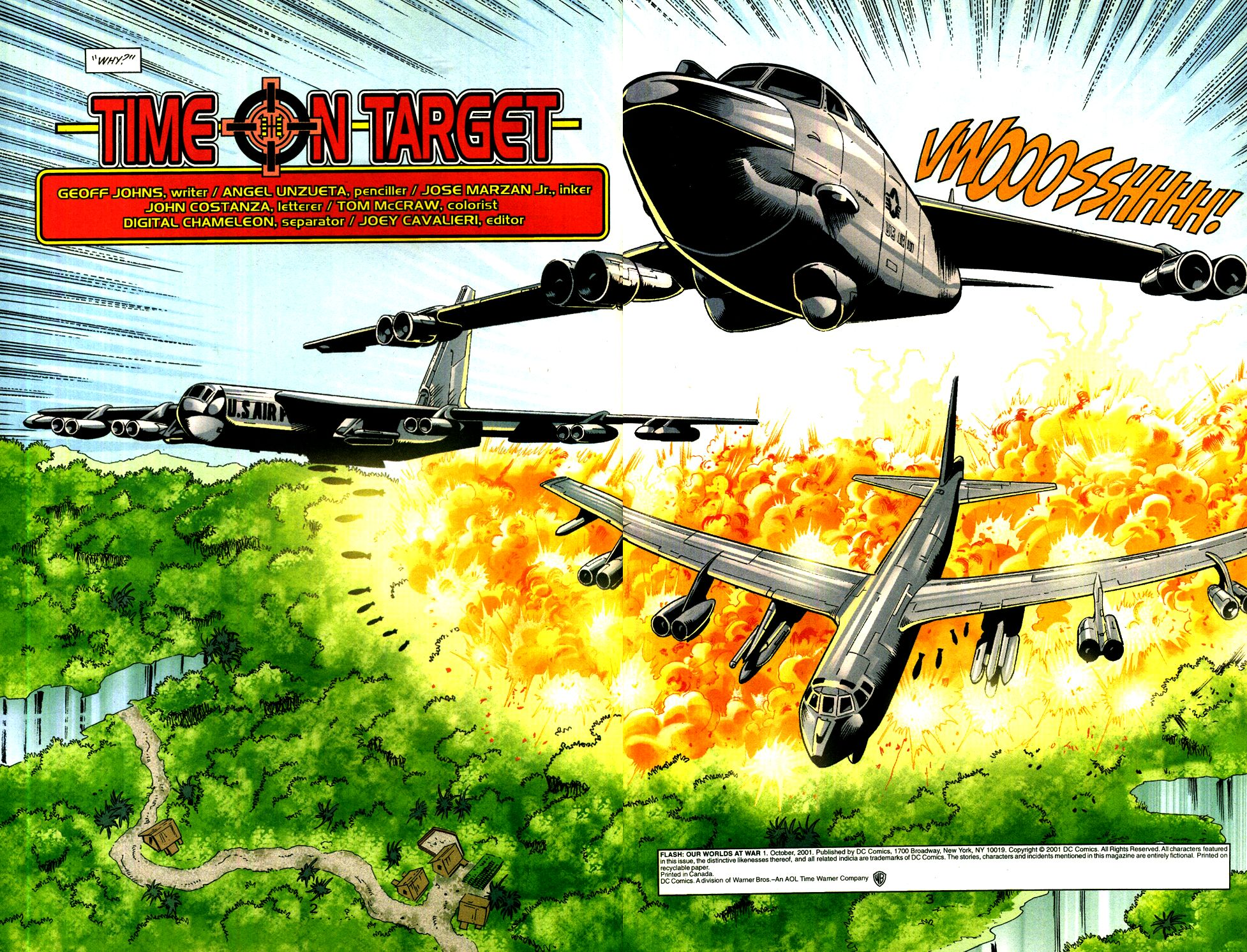 Read online The Flash: Our Worlds at War comic -  Issue # Full - 3