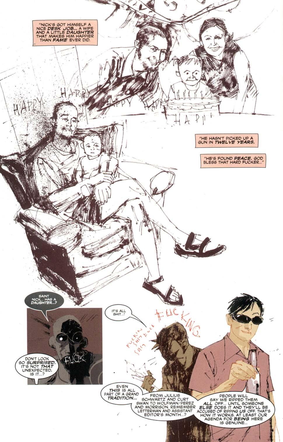 Read online Automatic Kafka comic -  Issue #9 - 13