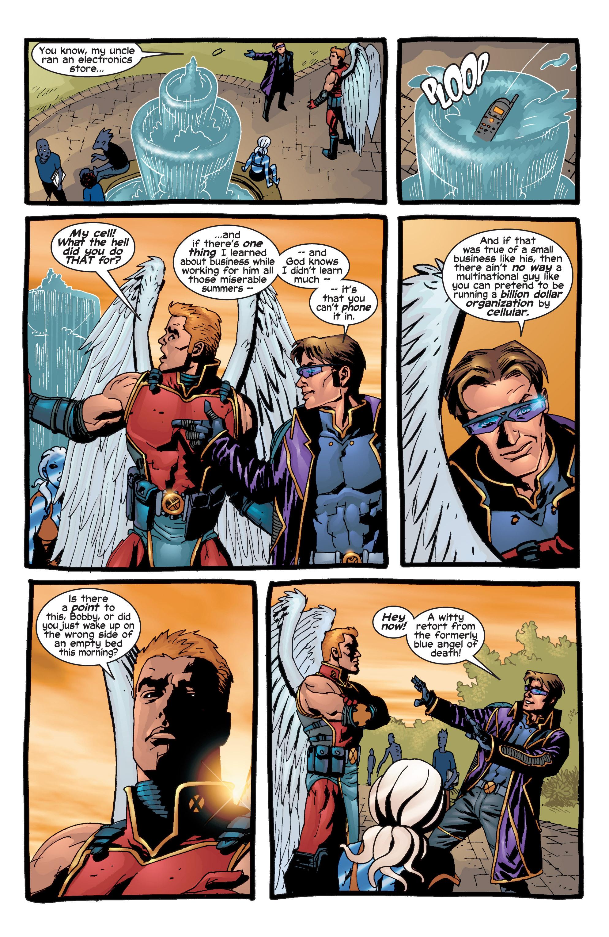 Read online Uncanny X-Men (1963) comic -  Issue #415 - 3