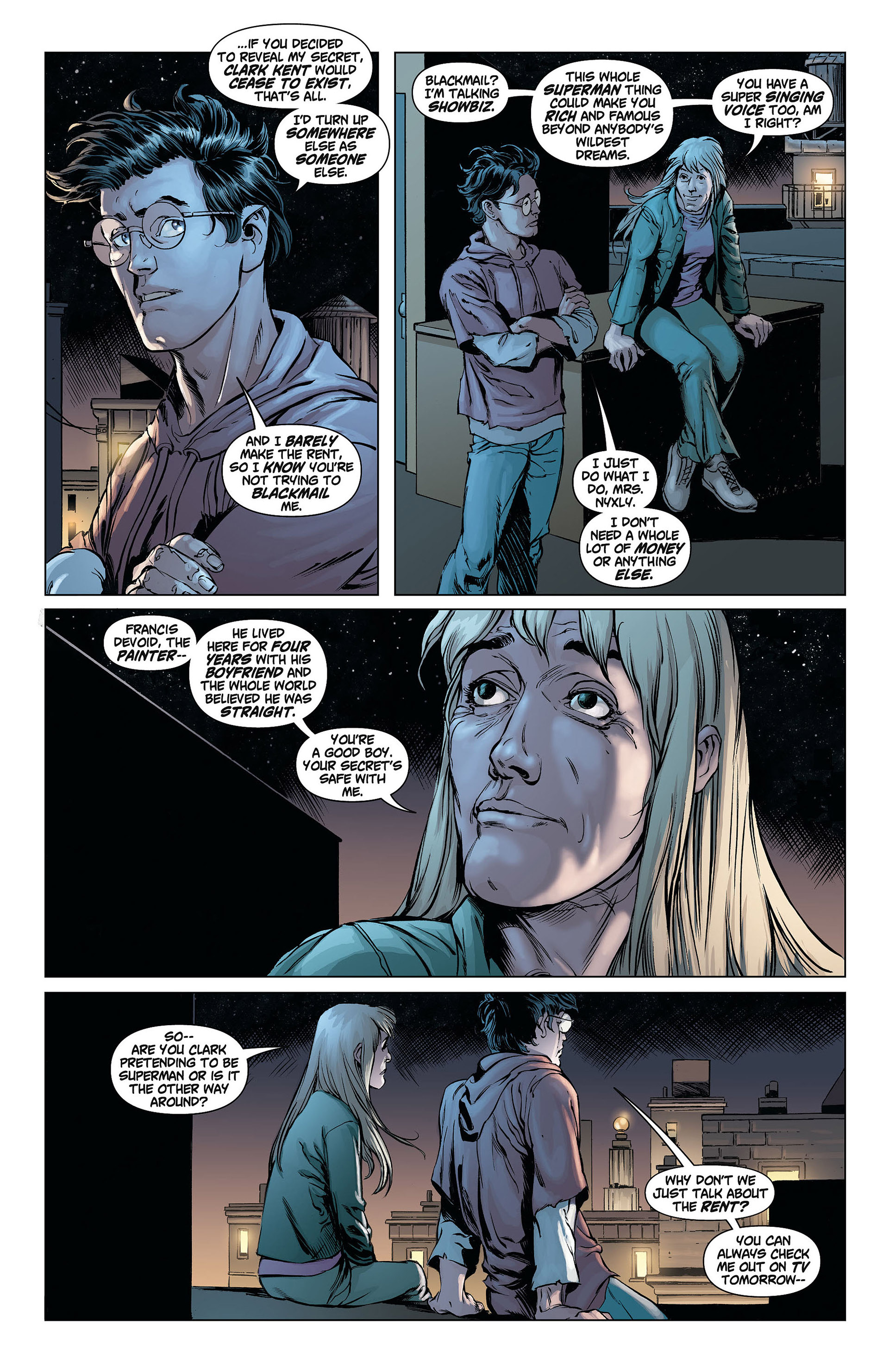 Read online Action Comics (2011) comic -  Issue #8 - 24