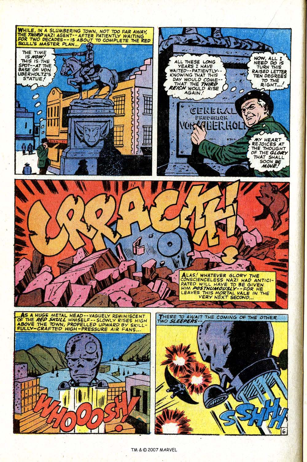 Read online Captain America (1968) comic -  Issue # _Annual 2 - 36