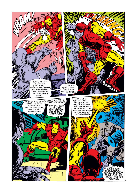 Read online Amazing Adventures (1970) comic -  Issue #12 - 14