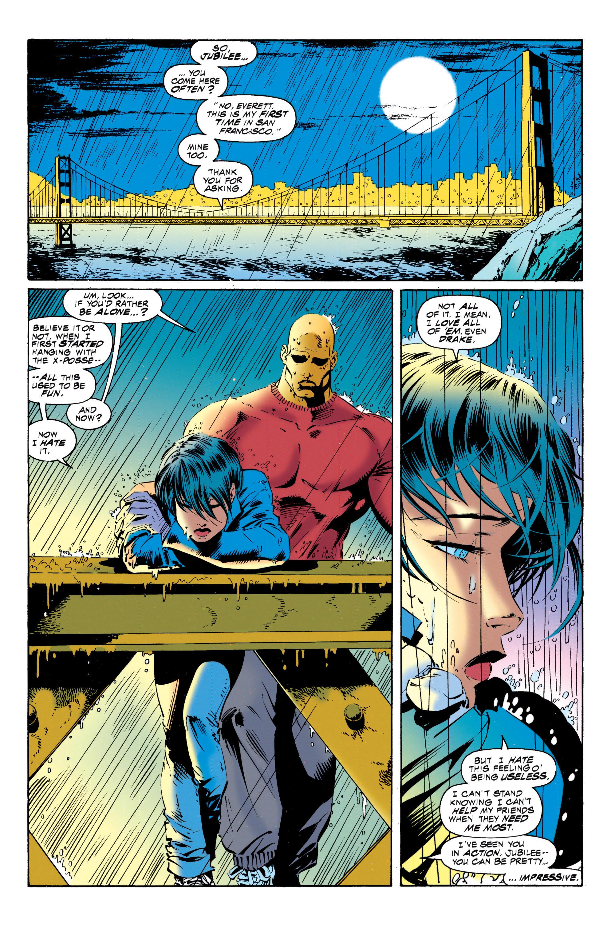 Read online Uncanny X-Men (1963) comic -  Issue #317 - 14