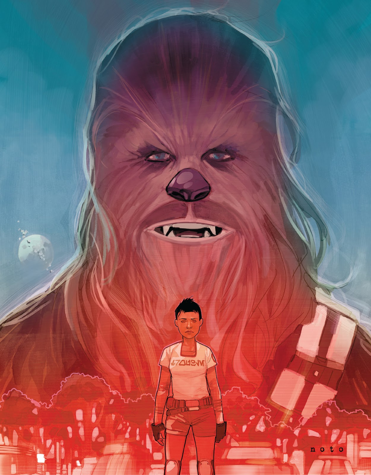 Read online The Marvel Art of Star Wars comic -  Issue # TPB (Part 2) - 47