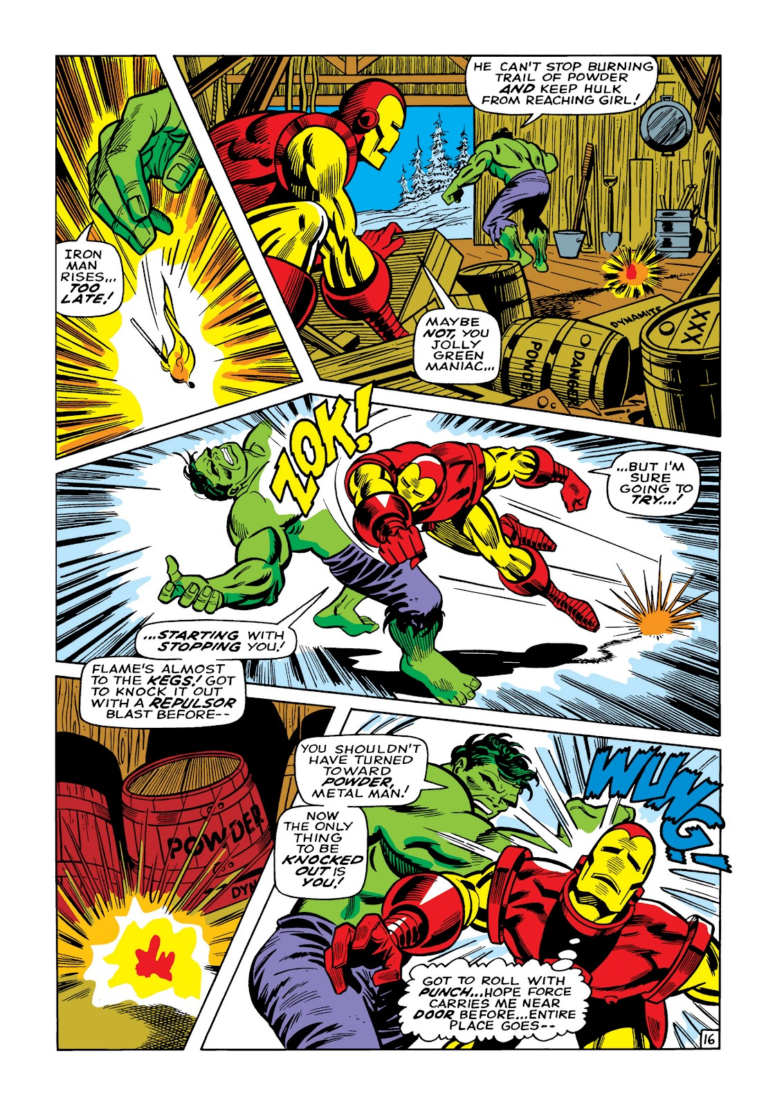 Read online Marvel Masterworks: The Invincible Iron Man comic -  Issue # TPB 5 (Part 2) - 70