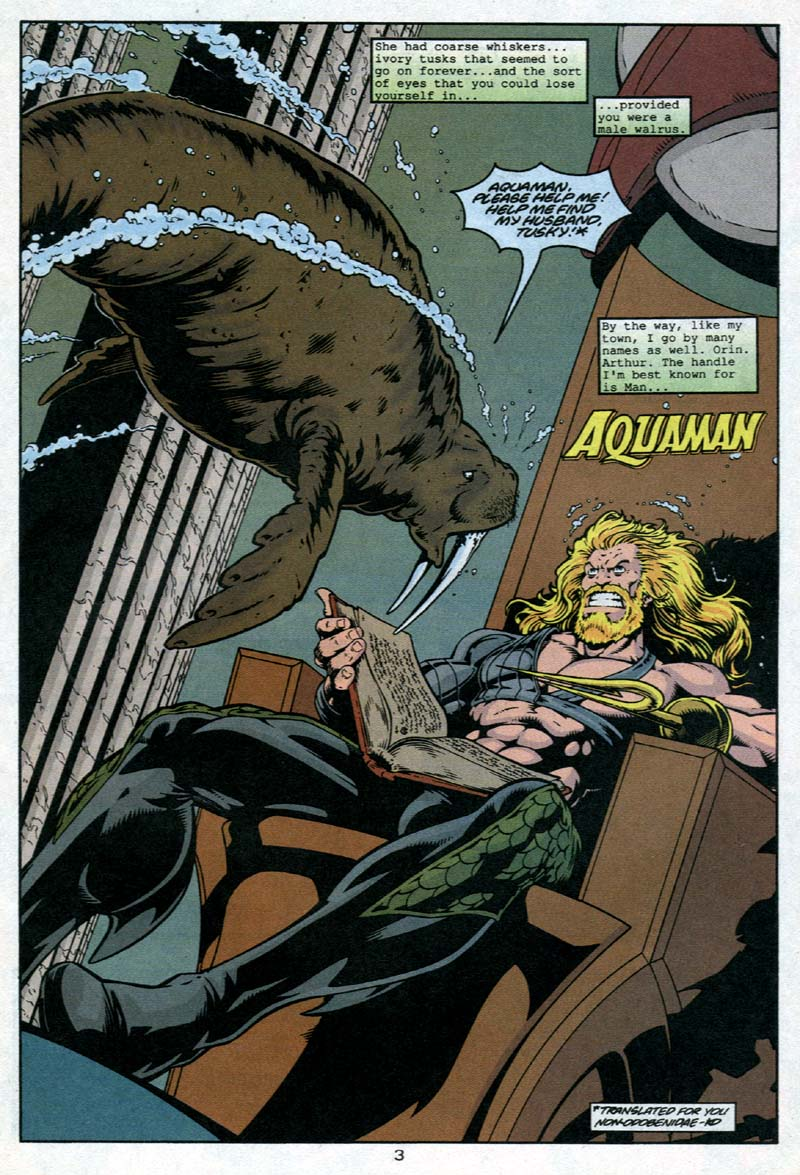 Read online Aquaman (1994) comic -  Issue #Aquaman (1994) _Annual 3 - 4