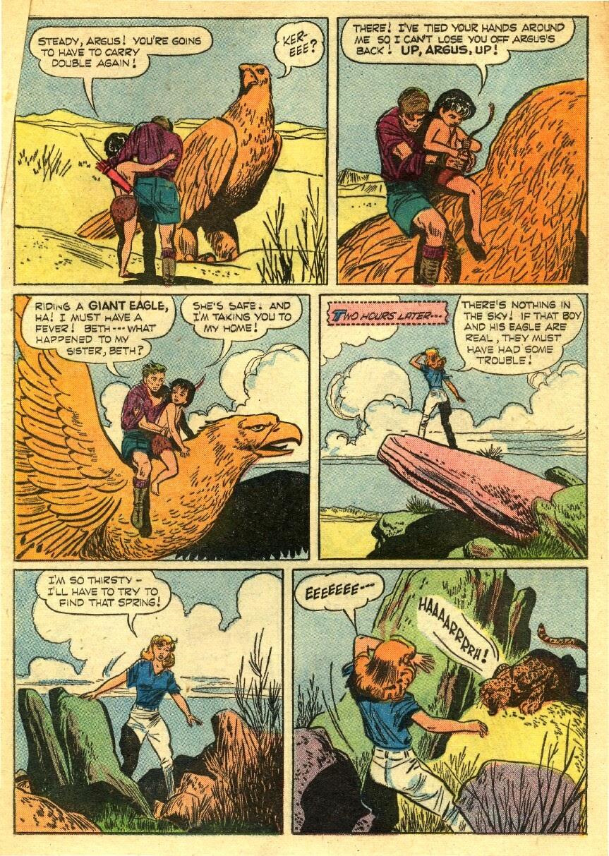 Tarzan (1948) issue 56 - Page 25