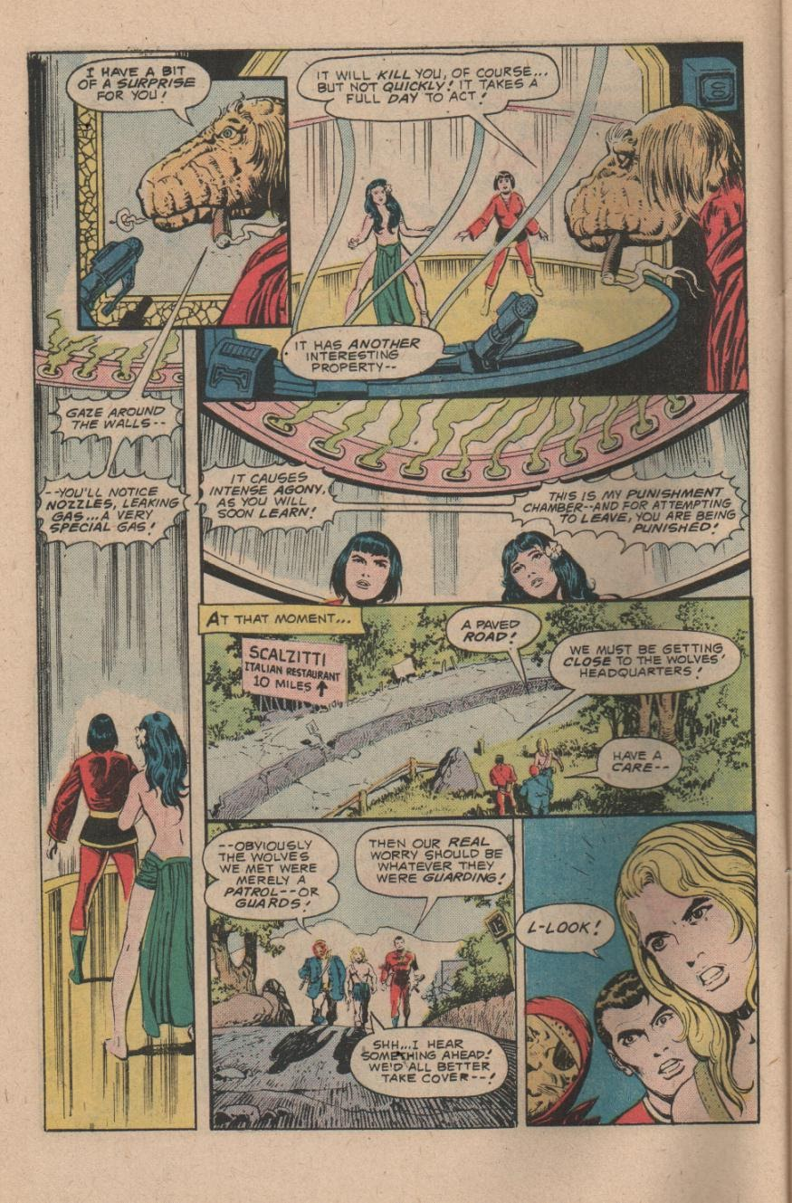 Kamandi, The Last Boy On Earth issue 47 - Page 10