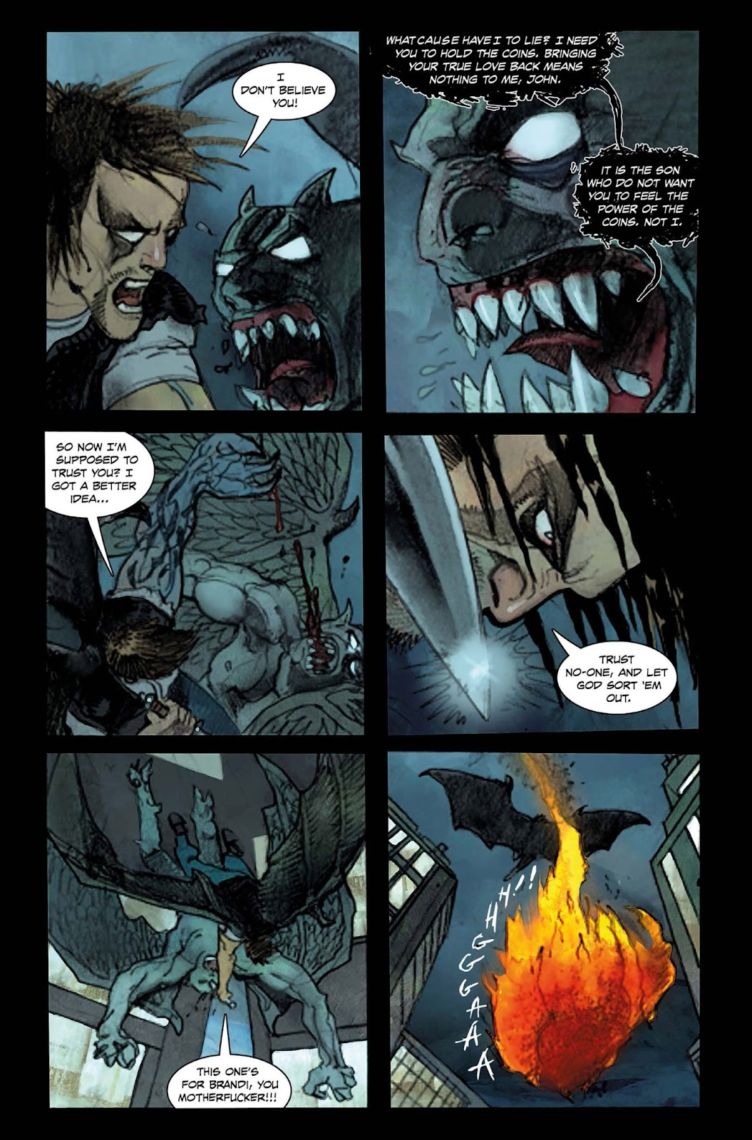 13 Coins issue TPB - Page 159
