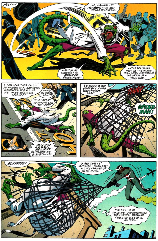 Read online Spider-Man: Lifeline comic -  Issue #3 - 11