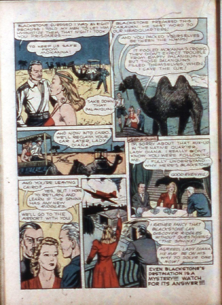 Read online Super-Magician Comics comic -  Issue #3 - 39