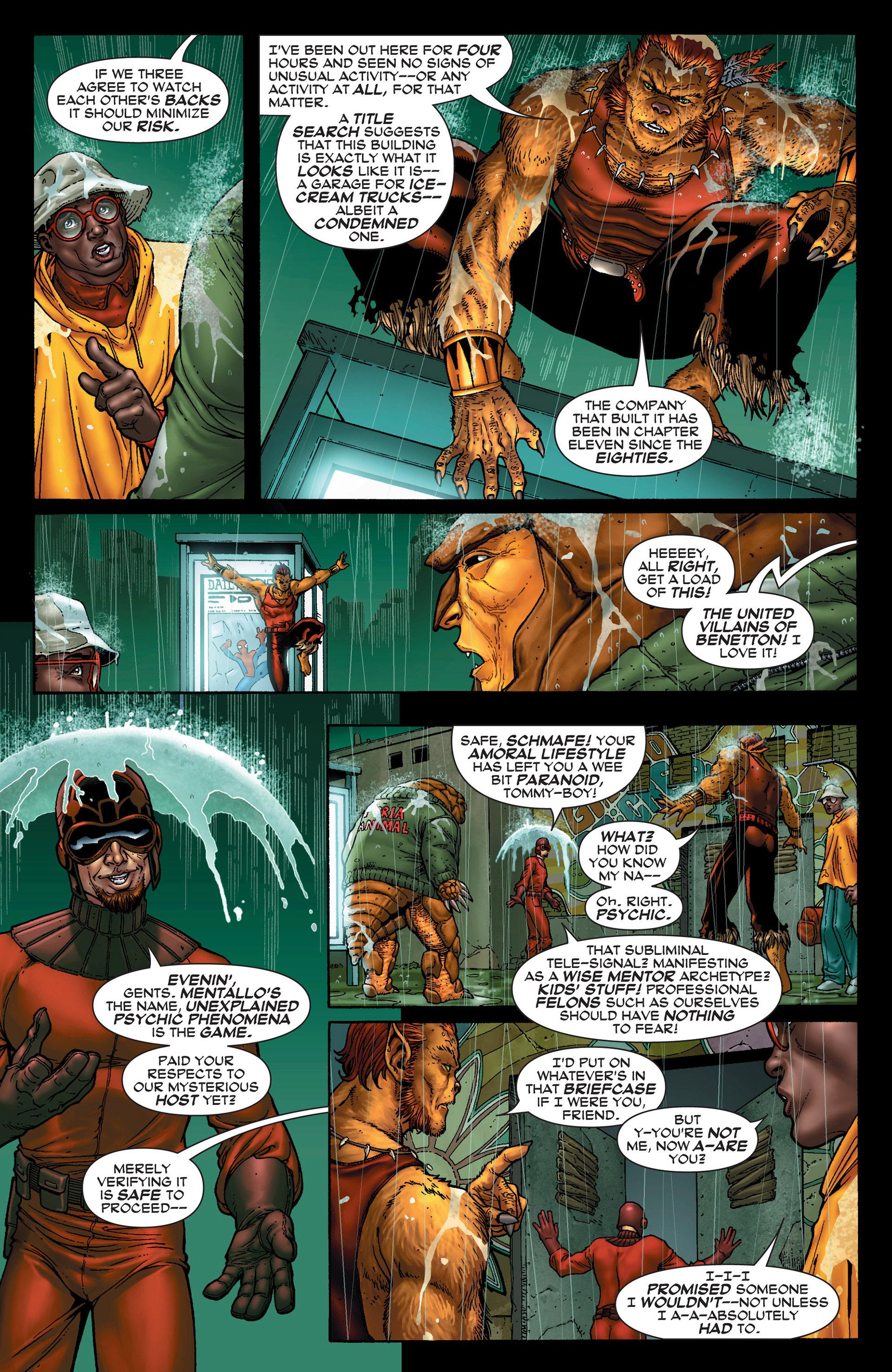 Read online Super-Villain Team-Up/MODOK's 11 comic -  Issue #1 - 16