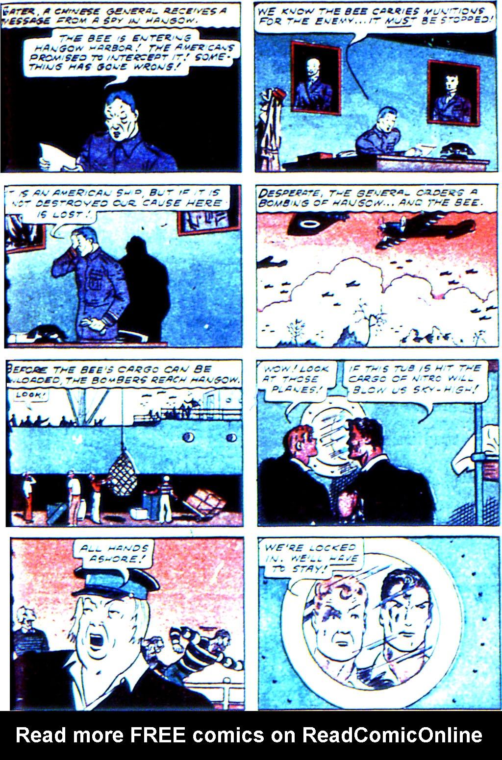Read online Adventure Comics (1938) comic -  Issue #45 - 57