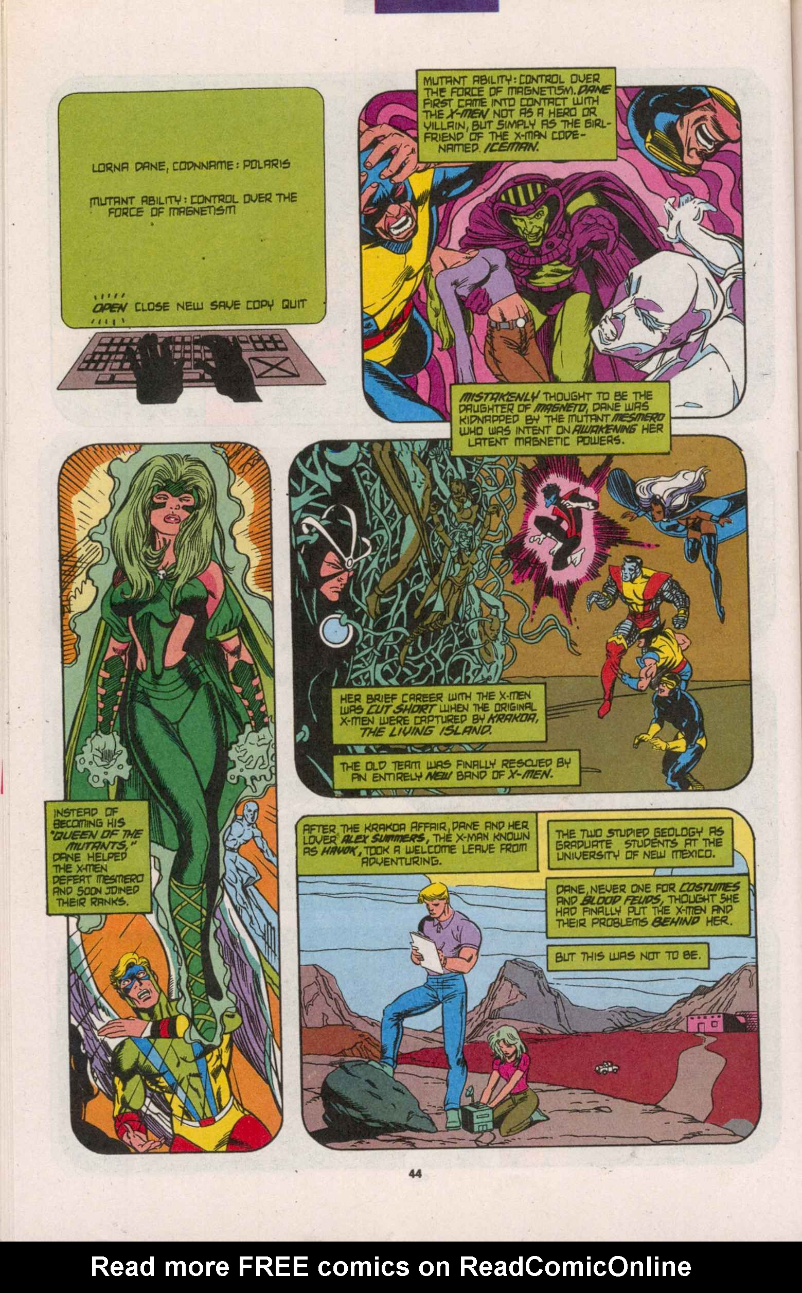 Read online X-Factor (1986) comic -  Issue # _ Annual 8 - 39