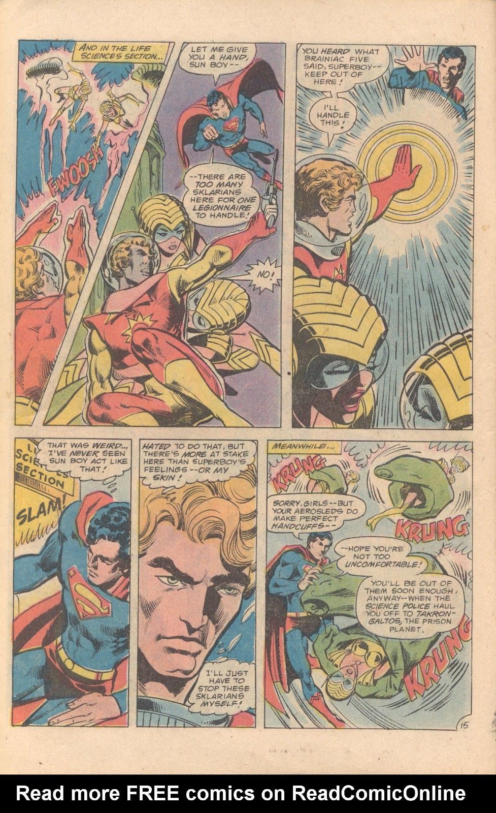 Superboy (1949) issue 235 - Page 16