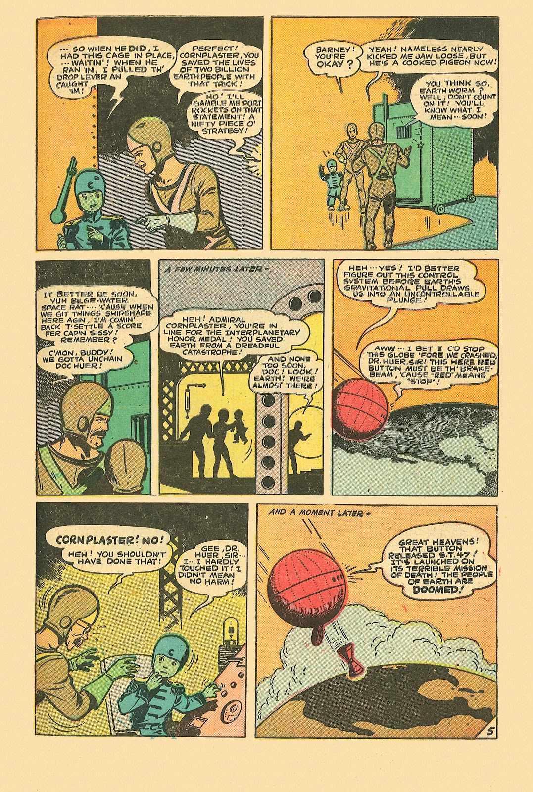 Read online Famous Funnies comic -  Issue #181 - 7