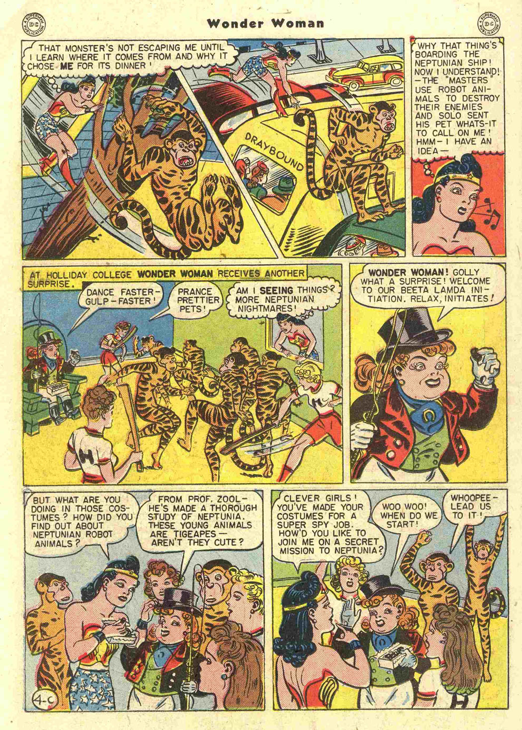Read online Wonder Woman (1942) comic -  Issue #15 - 38
