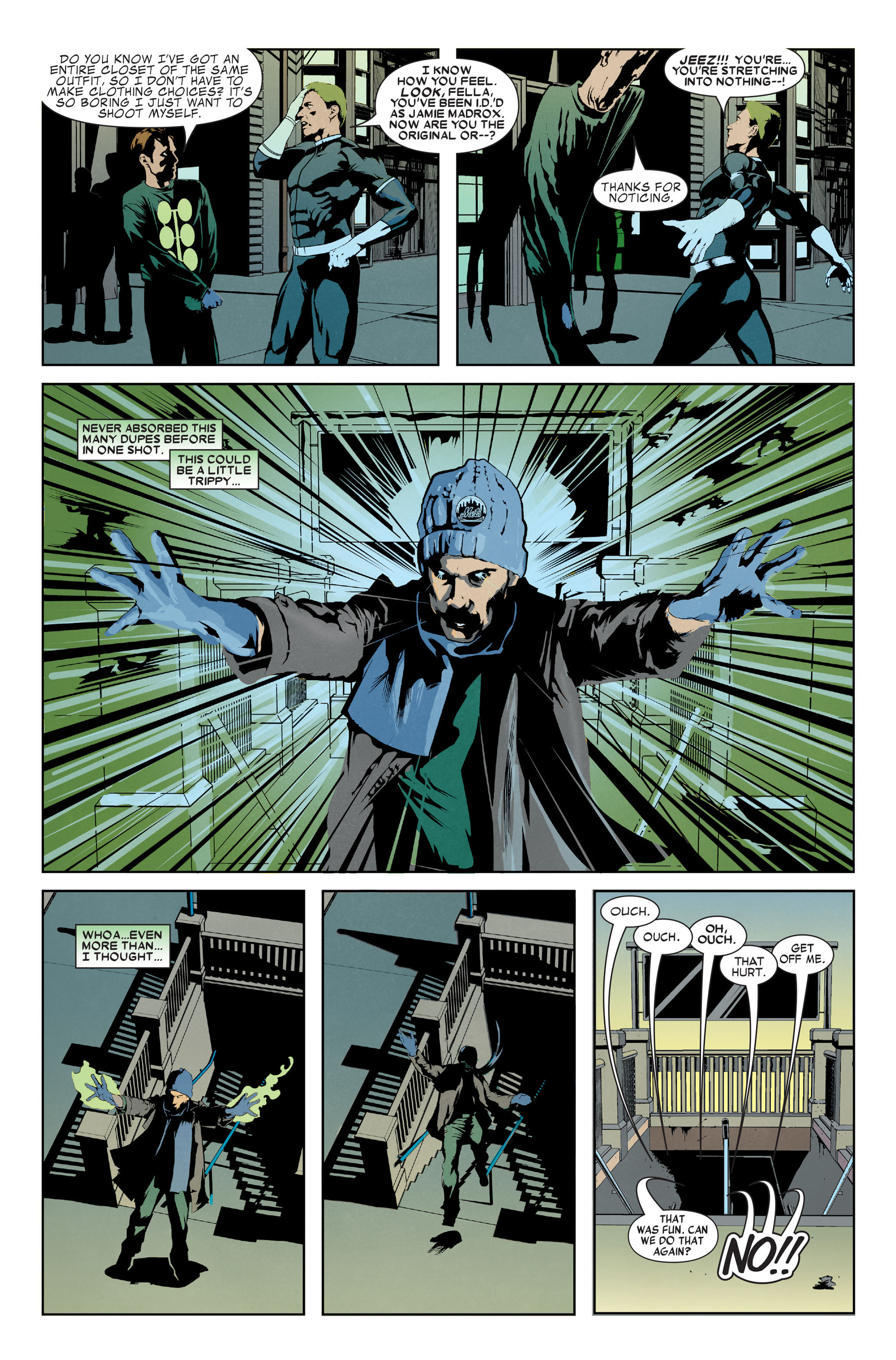 Read online X-Factor (2006) comic -  Issue #9 - 15