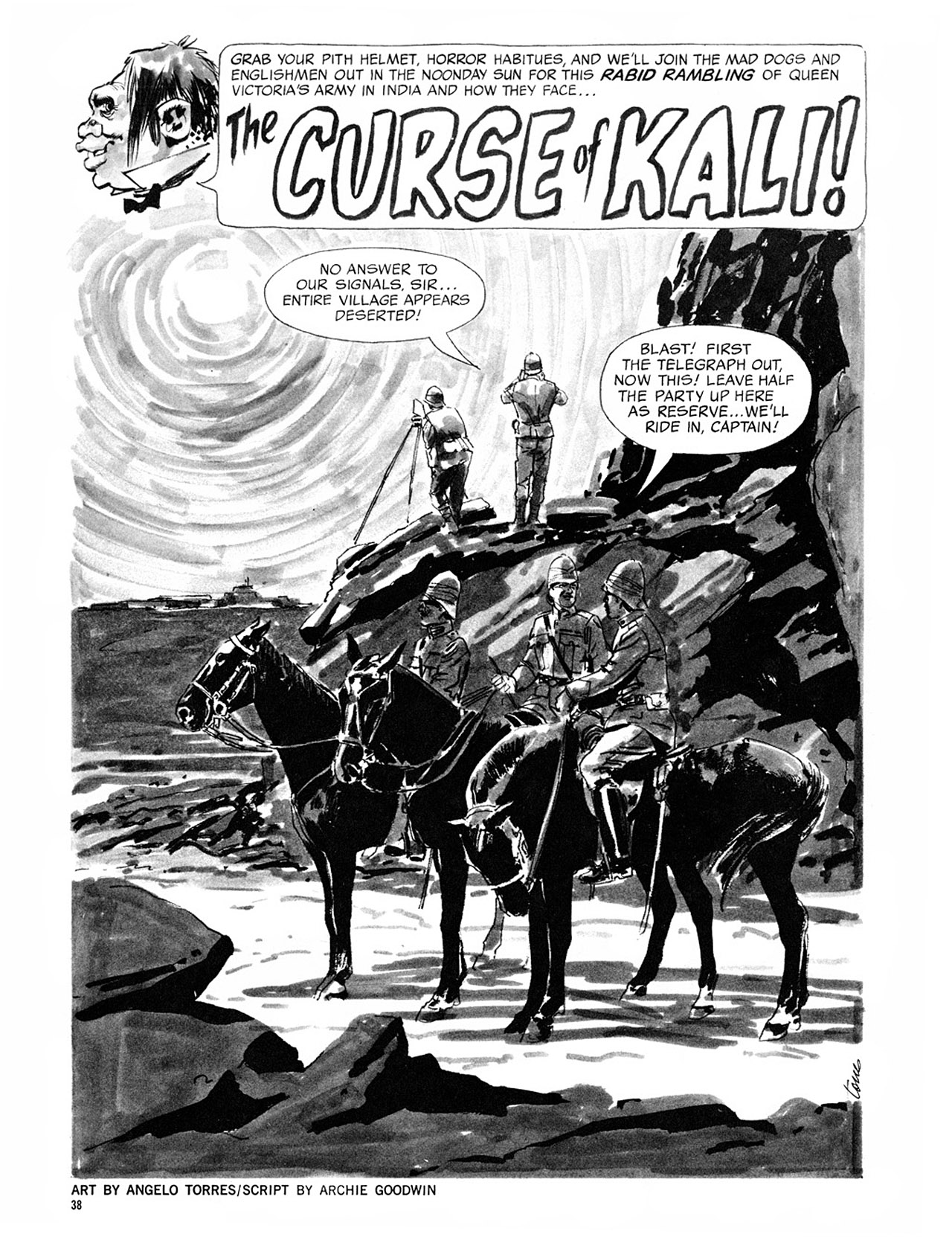 Read online Eerie Archives comic -  Issue # TPB 2 - 39