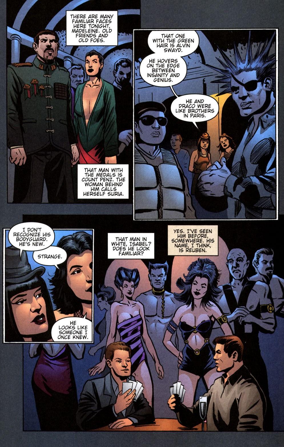 Read online Vampire the Masquerade comic -  Issue # Giovanni - 26