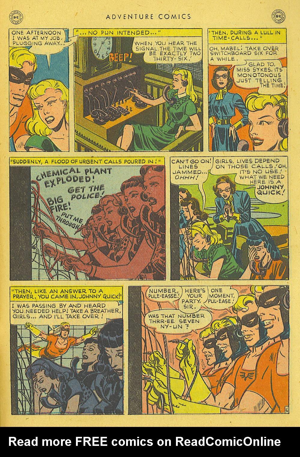 Read online Adventure Comics (1938) comic -  Issue #131 - 38
