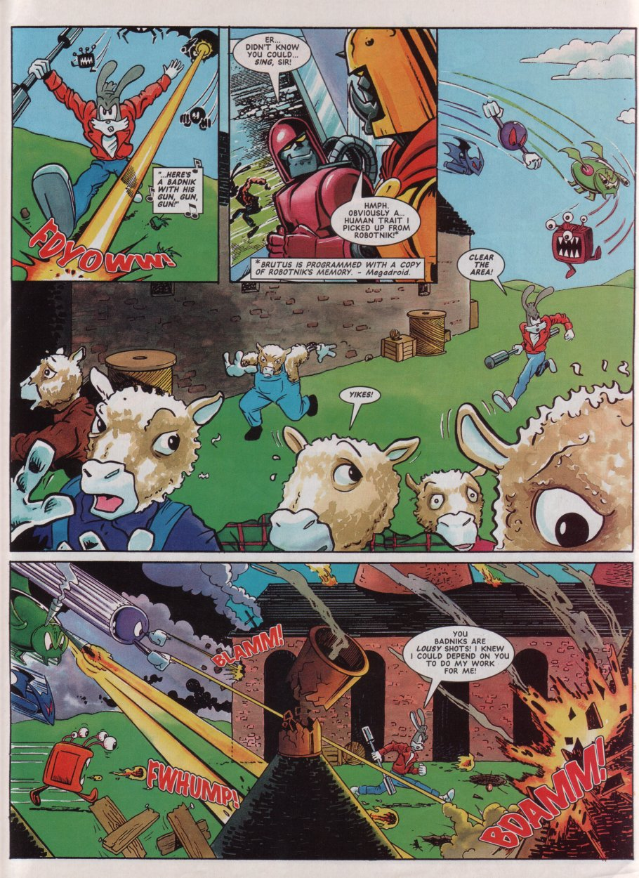 Read online Sonic the Comic comic -  Issue #71 - 26