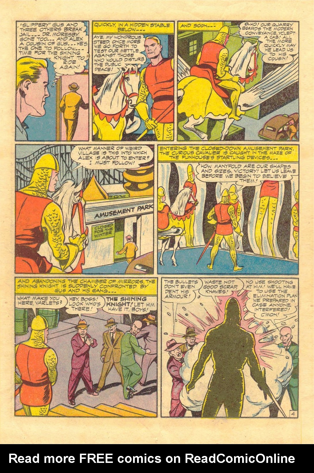 Read online Adventure Comics (1938) comic -  Issue #87 - 24