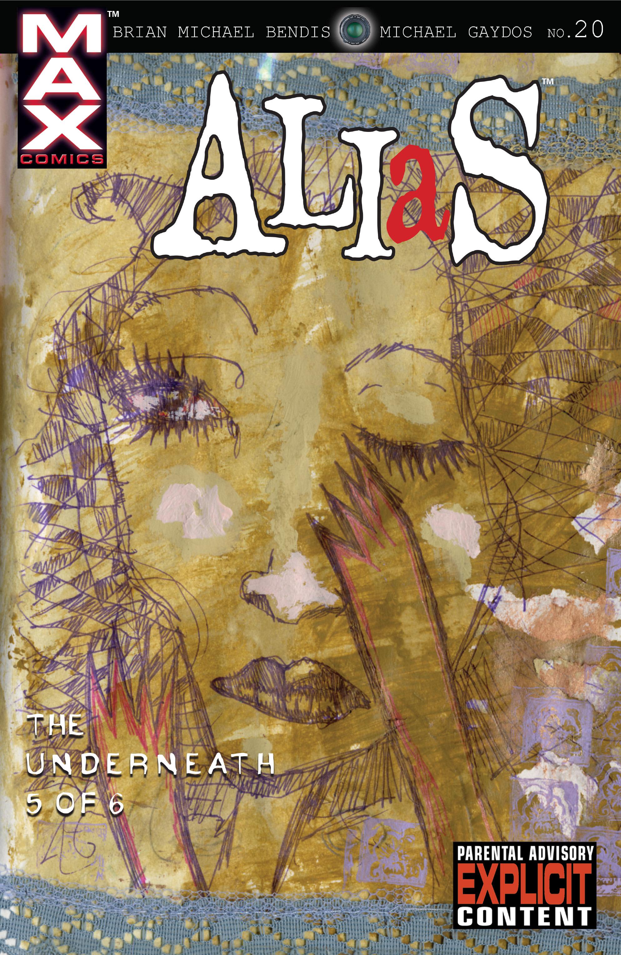 Read online Alias comic -  Issue #20 - 1