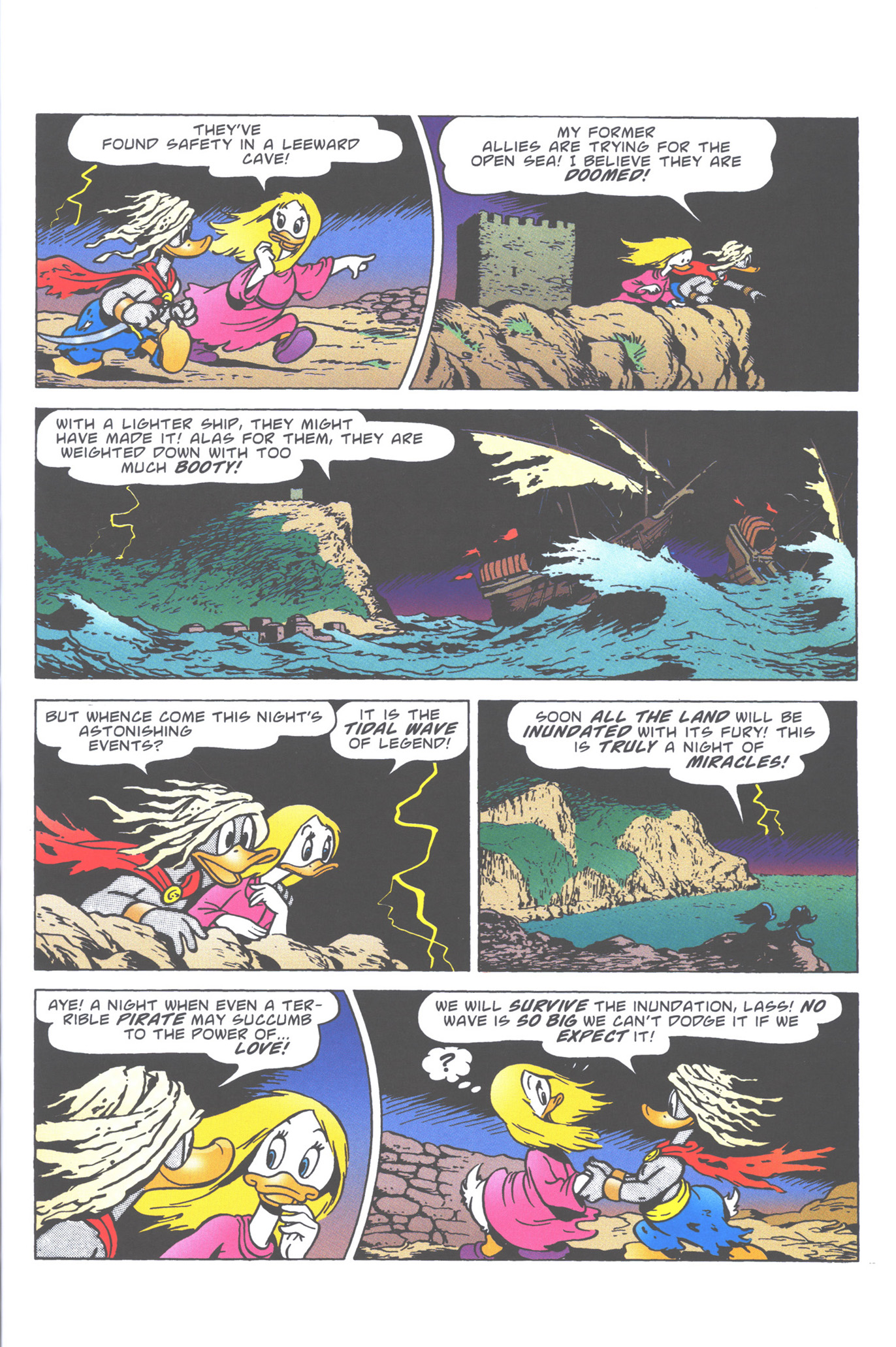 Read online Uncle Scrooge (1953) comic -  Issue #363 - 29