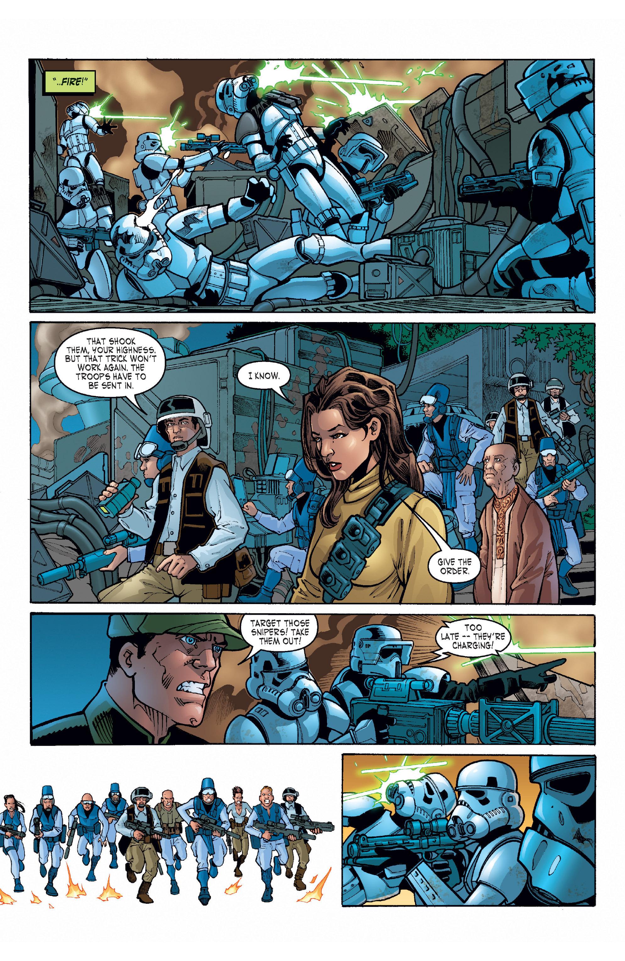 Read online Star Wars Omnibus comic -  Issue # Vol. 17 - 136