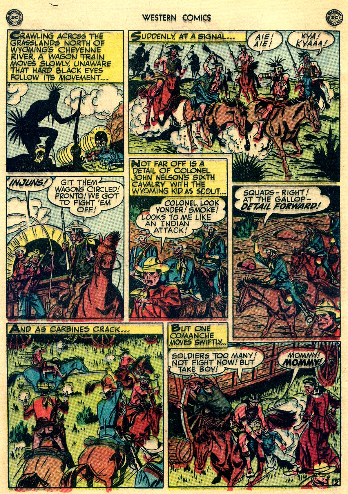 Western Comics issue 19 - Page 4