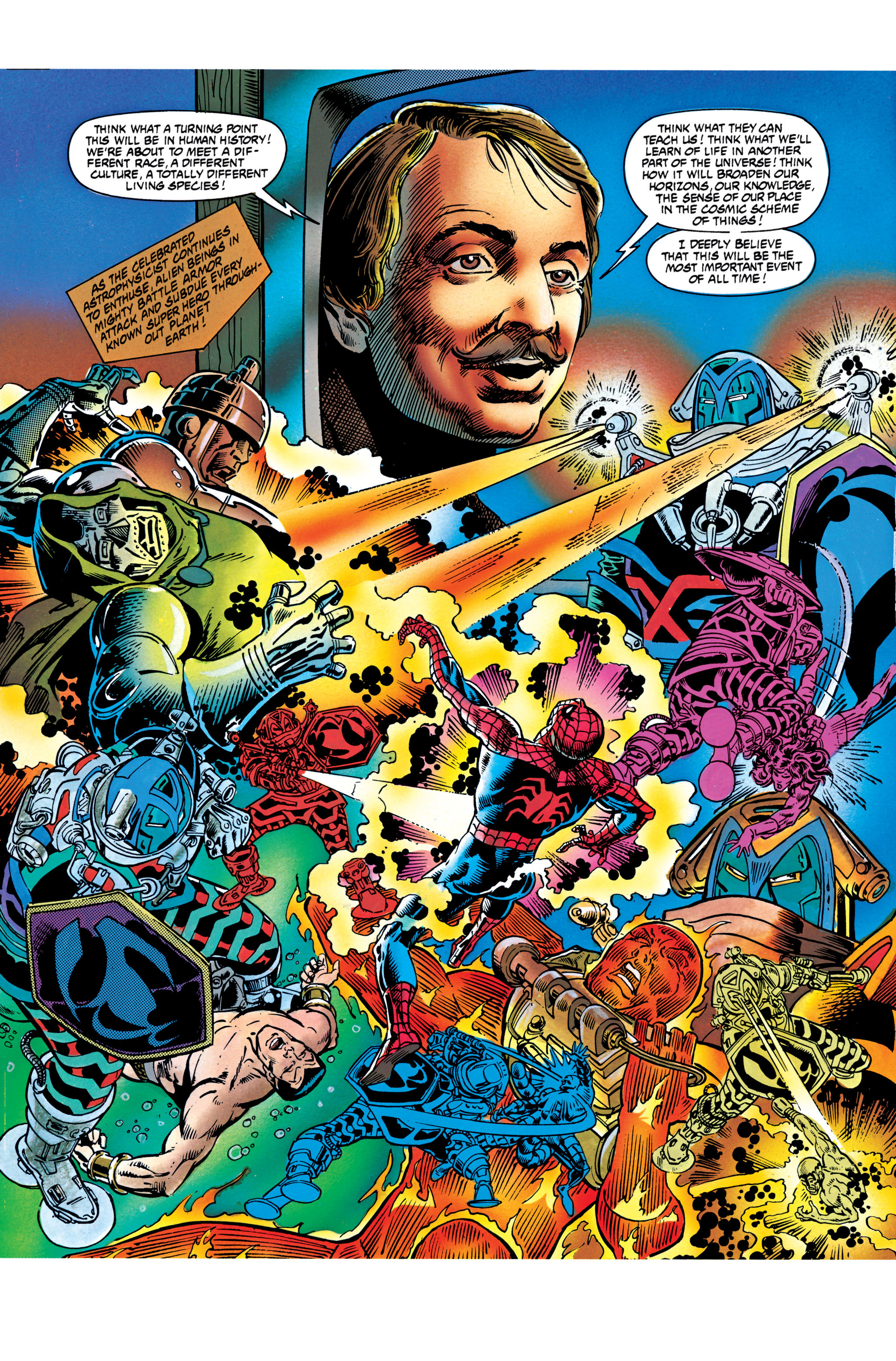 Read online Silver Surfer: Parable comic -  Issue # TPB - 77