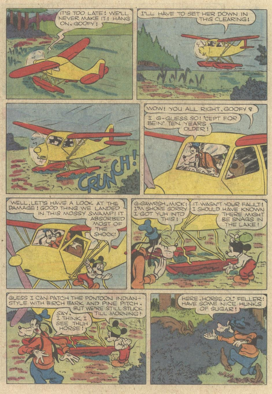 Walt Disney's Comics and Stories issue 529 - Page 32
