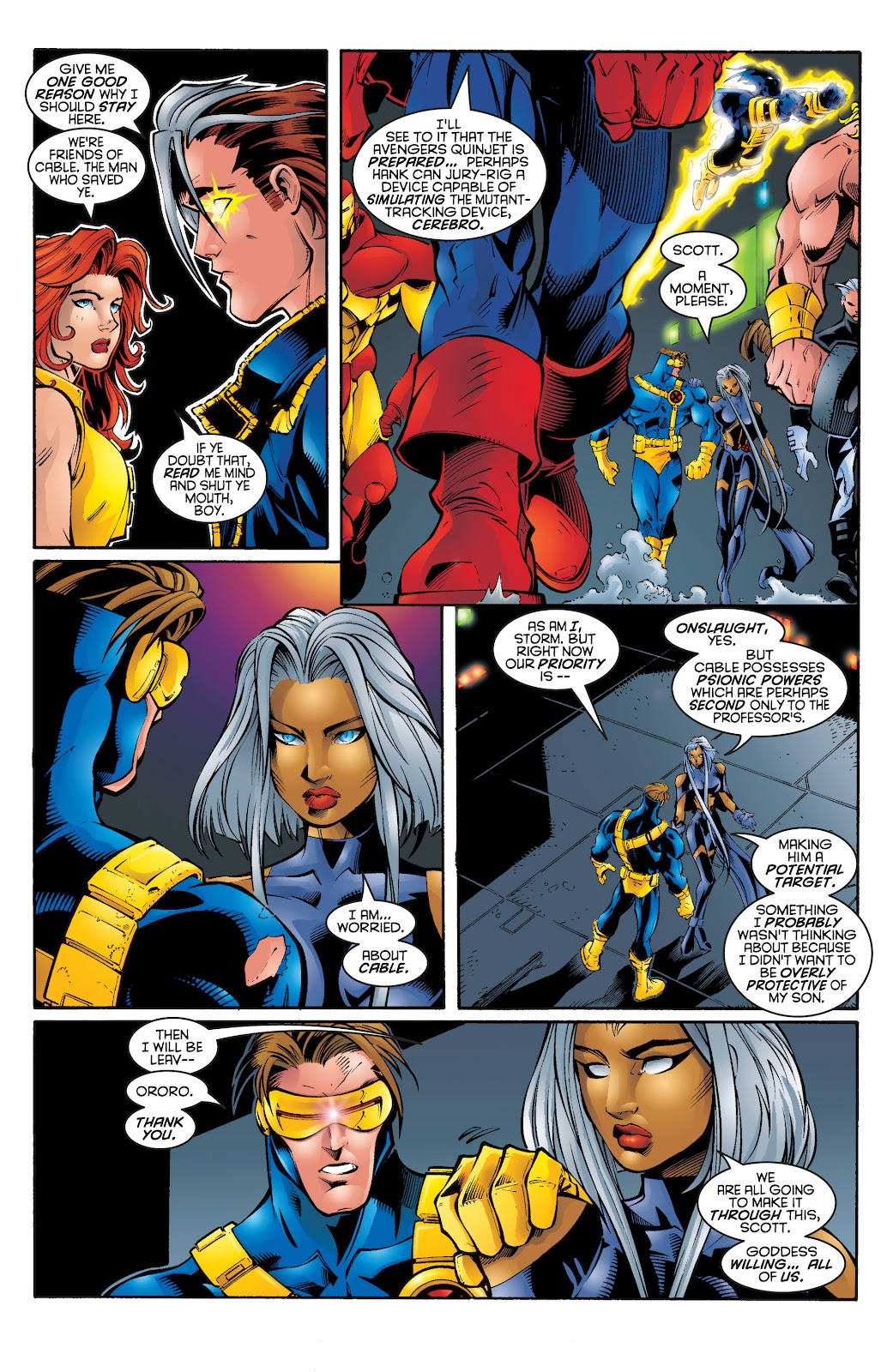Uncanny X-Men (1963) issue 335 - Page 18