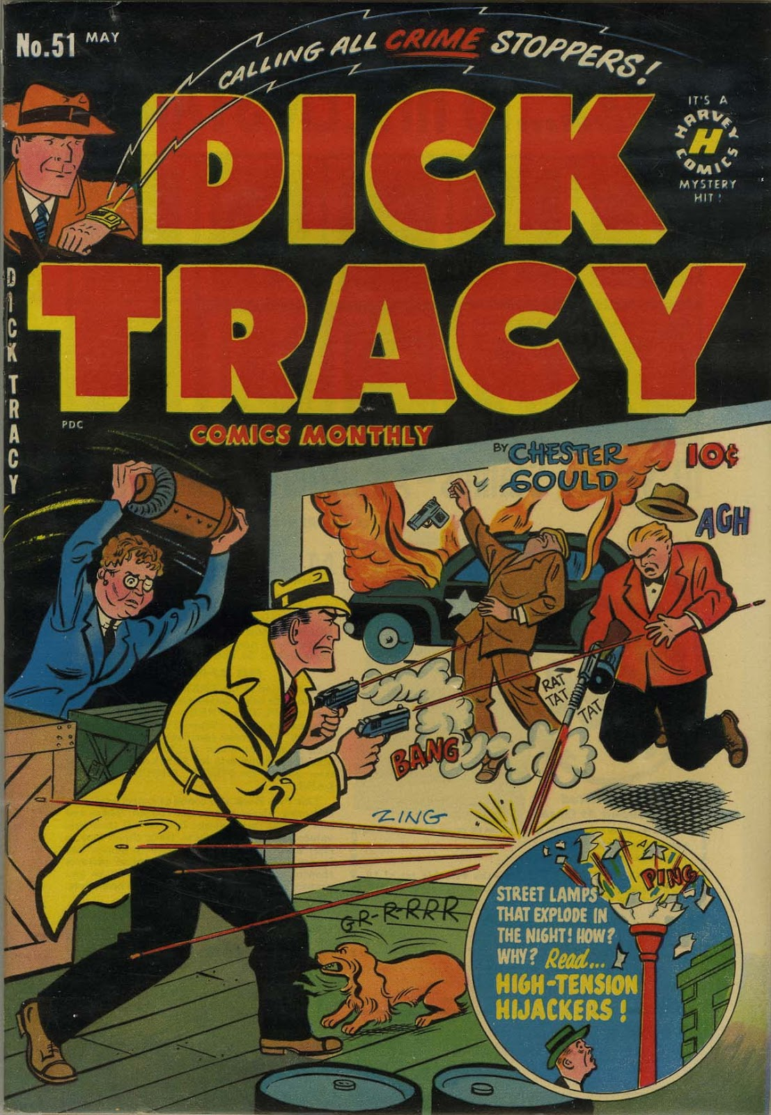 Dick Tracy (1950) 51 Page 1