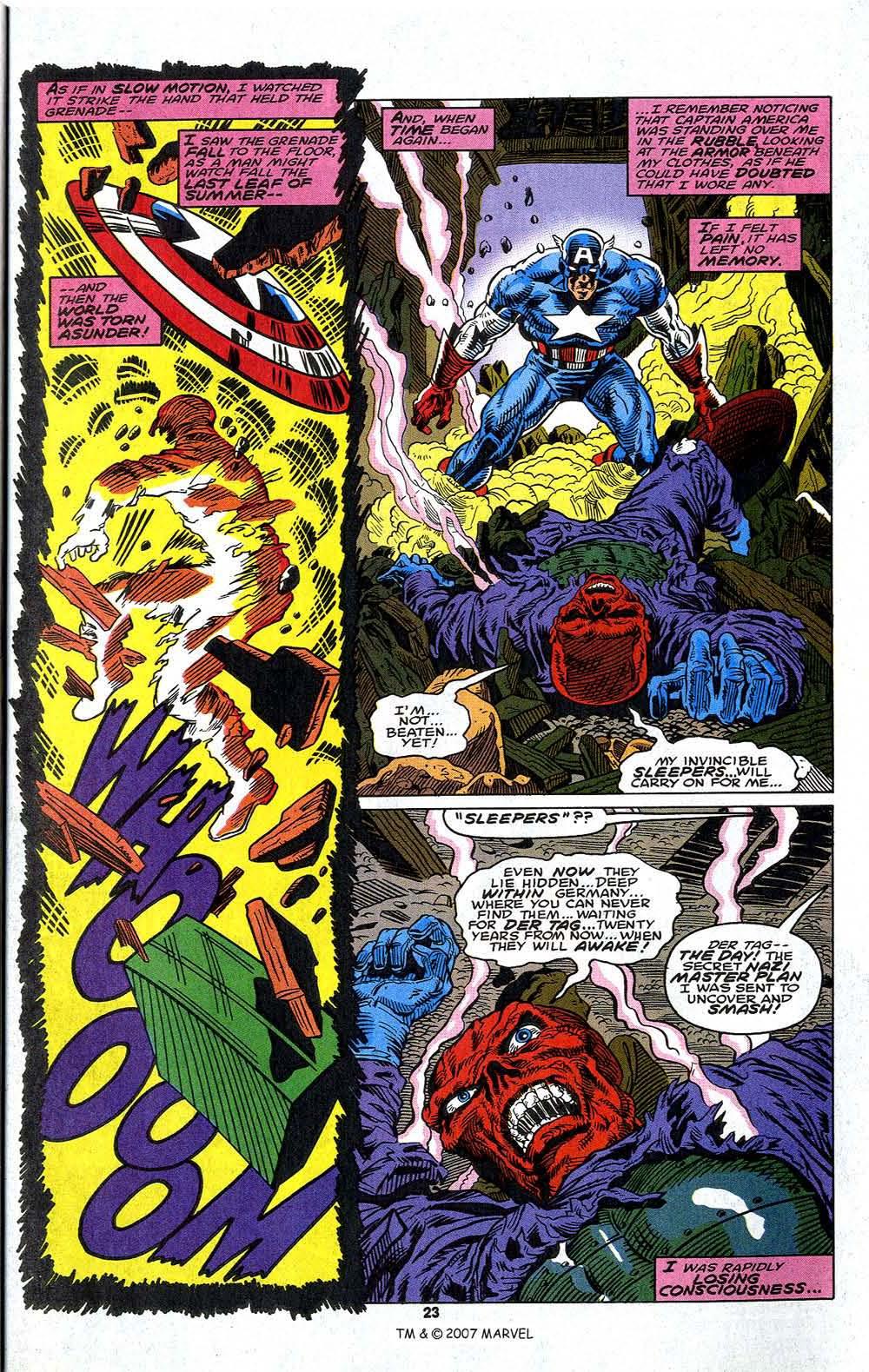 Read online Captain America (1968) comic -  Issue # _Annual 13 - 25
