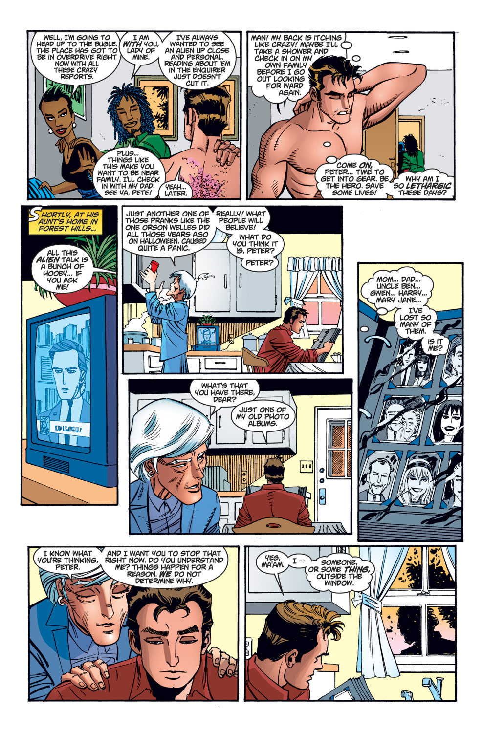 The Amazing Spider-Man (1999) 24 Page 8