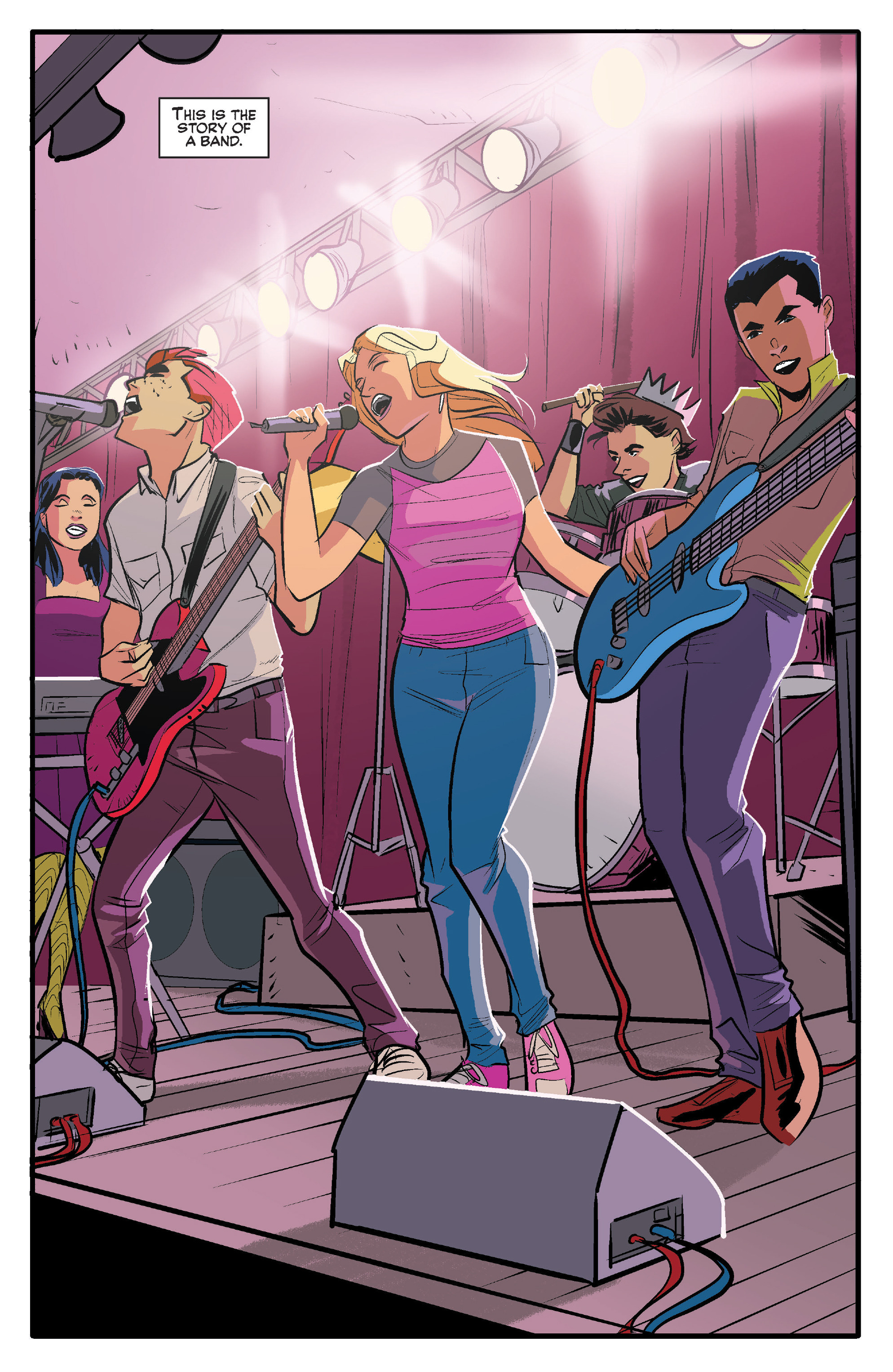 Read online Archie (2015) comic -  Issue #20 - 25