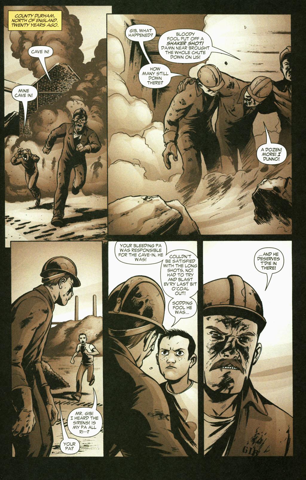 Read online Fallen Angel (2003) comic -  Issue #16 - 2