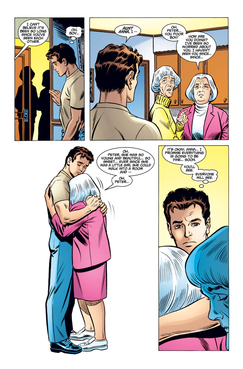 The Amazing Spider-Man (1999) 18 Page 6