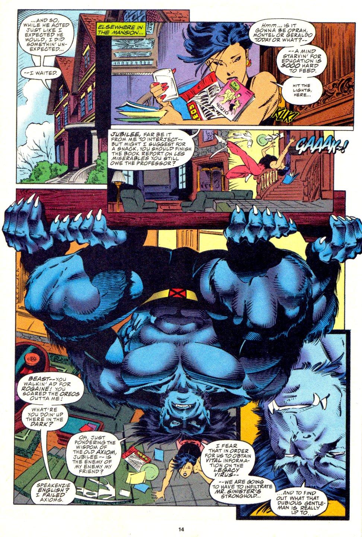 X-Men (1991) 33 Page 11