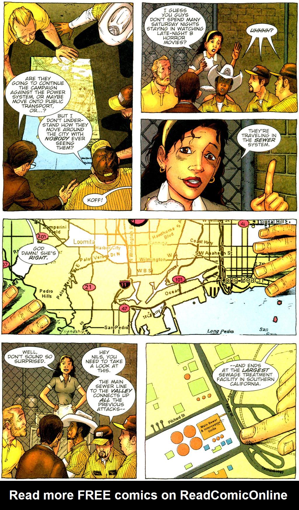 Read online The Exterminators comic -  Issue #9 - 17