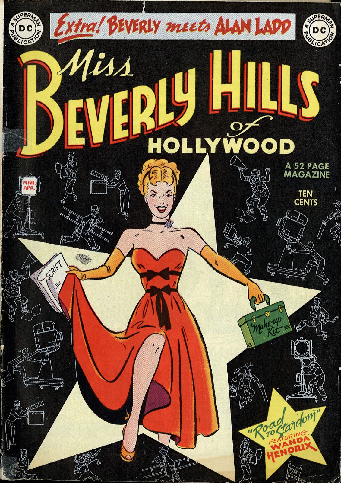 Miss Beverly Hills of Hollywood issue 1 - Page 1